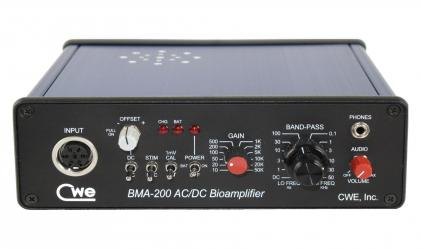 Single-channel portable Bioamplifier