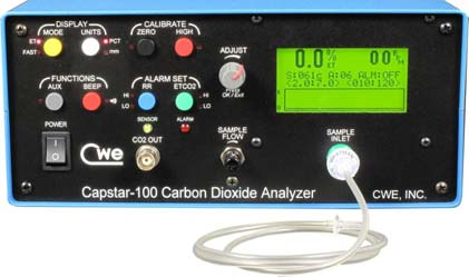 CapStar-100 End-Tidal CO2 Analyzer