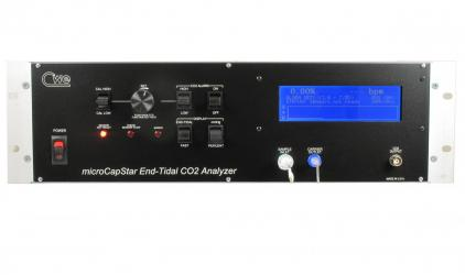 MicroCapStar CO2 Analyzer for Mice