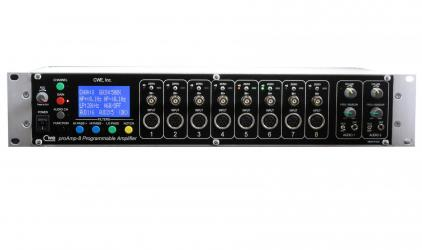 proAmp-8 8-channel Programmable Preamplifier